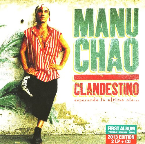 Manu Chao-Clandestino-FR-CD-FLAC-1998-FADA Download