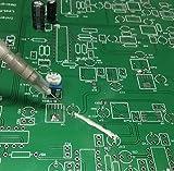 【工業用】 ハンダいらず ★ 注射器型 シルバー 導電性 接合剤 0.3ml (2本セット) ★ 基盤の繊細な補修などに威力を発揮 sc2