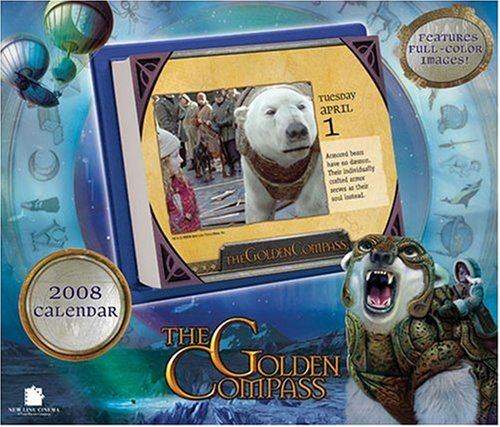 The Golden Compass: 2008 Day-to-Day Calendar