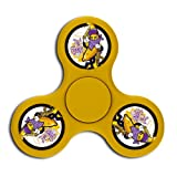 High Speed Banana Man Fingertip Gyro Fidget Spinning Toys For Kids Adults Autism