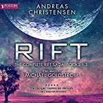 Rift: The Complete Rift Saga, Books 1-3 | Andreas Christensen