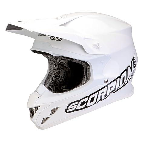 SCORPION aIR 20 vX-sOLID casque blanc