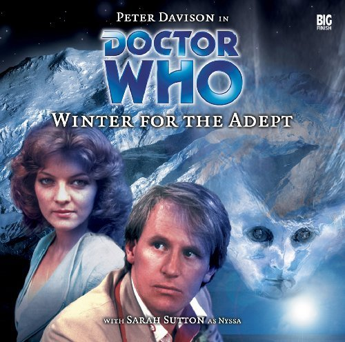 Winter for the Adept (Doctor Who) by Andrew Cartmel (2000-07-01)
