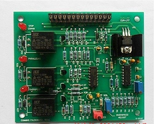 Cummins Speed Controller 3036453 /Governor Generator/Genset Parts