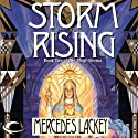 Storm Rising: The Mage Storms, Book 2 Audiobook by Mercedes Lackey Narrated by David Ledoux