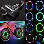 Relefree 14 LED Motorcycle Cycling Bi...