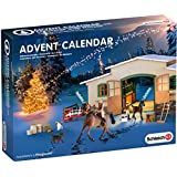 Schleich Horse Stable Christmas Advent Calendar Set