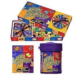 Jelly Belly Bean Boozled Set - Spinner, Dispenser, and Refill