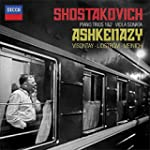 Chostakovitch: Piano Trios Nos. 1 & 2...