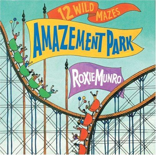 Amazement Park: 12 Wild Mazes PDF