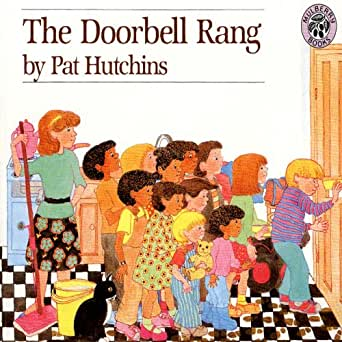 Amazon Com The Doorbell Rang Audible Audio Edition Pat