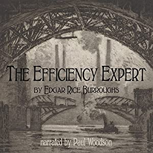 The Efficiency Expert Audiobook