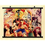 1 X One Piece Fabric Wall Scroll Poster 24*16 Inches