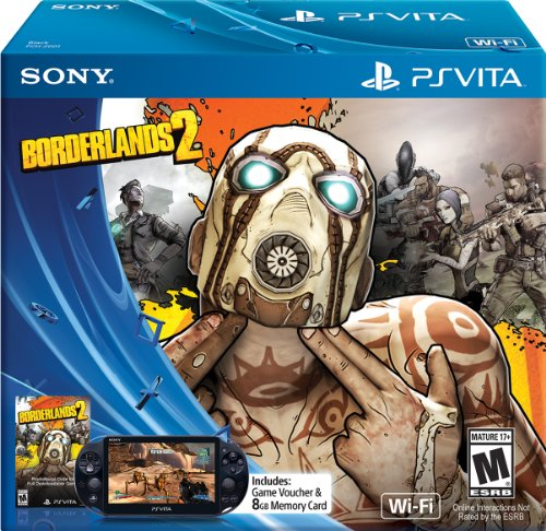 Buy Borderlands 2 - Limited Edition - PlayStation Vita Bundle