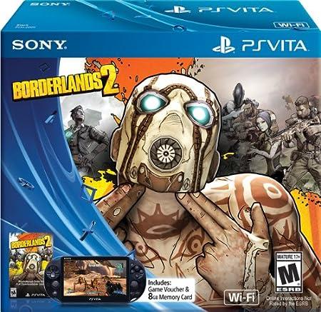 Borderlands 2 - Limited Edition - PlayStation Vita Bundle