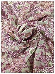 Inhika Women's Kurti Fabric (Inhika_206_Ivory)