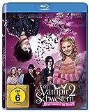 DVD Cover 'Die Vampirschwestern 2 - Fledermäuse im Bauch [Blu-ray]