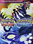 Pokemon Omega Ruby and Pokemon Alpha...