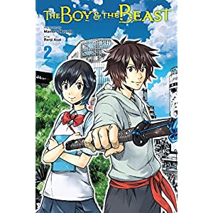 The Boy and the Beast, Vol. 2 (manga) (The Boy and the Beast (Manga))