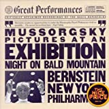 img - for PICTURES AT AN EXHIBITION/ BERNSTEIN [GREAT PERFORMANCES] by MODEST PETROVICH MUSSORGSKY [Korean Imported] (2006) book / textbook / text book
