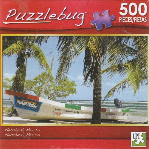 Puzzlebug 500 - Mahahual Mexico - 1