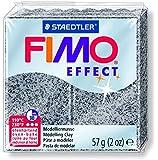 Staedtler Fimoâ effect Pâte à modeler 57 g Granit