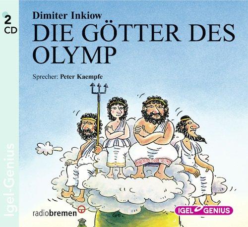 Die Götter des Olymp, Buch
