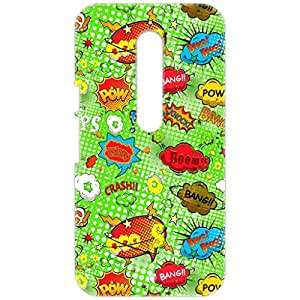 a AND b Designer Printed Mobile Back Cover / Back Case For Motorola Moto X Style (Moto_XS_3D_2338)