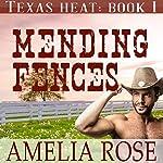 Mending Fences: Texas Heat, Book 1 | Amelia Rose