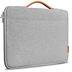 Inateck 15-15.4 Inch MacBook Pro Retina Sleeve Case Cover Protective Bag Ultrabook Netbook Carrying Protector Handbag for 15