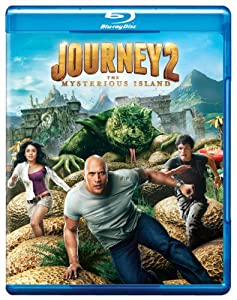 Journey 2: The Mysterious Island (+ UltraViolet Digital Copy) [Blu-ray]