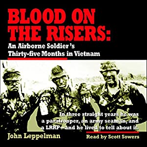 Blood on the Risers Audiobook