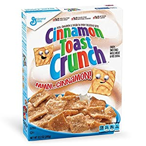 Cinnamon Toast Crunch, 23.6 Oz