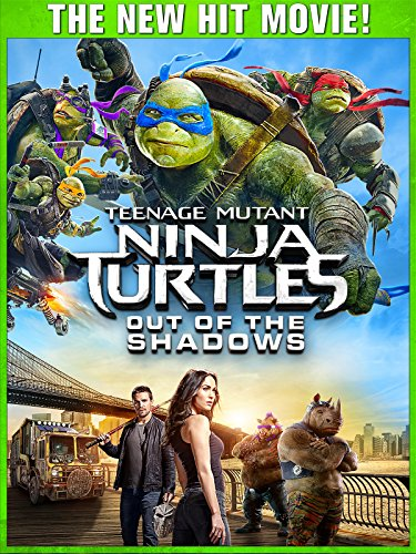 Teenage Mutant Ninja Turtles: Out Of The Shadows (Ninja Turtle Movie 2014 compare prices)