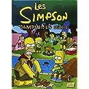 Les Simpson, Tome 1 : Camping en délire