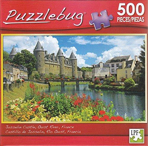 Puzzlebug 500 - Josselin Castle - 1
