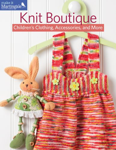 Knit Boutique: Children'S Clothing, Accessories, And More front-512451