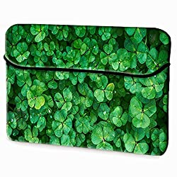 Theskinmantra Leaf Drops 14.1 inch laptop sleeves