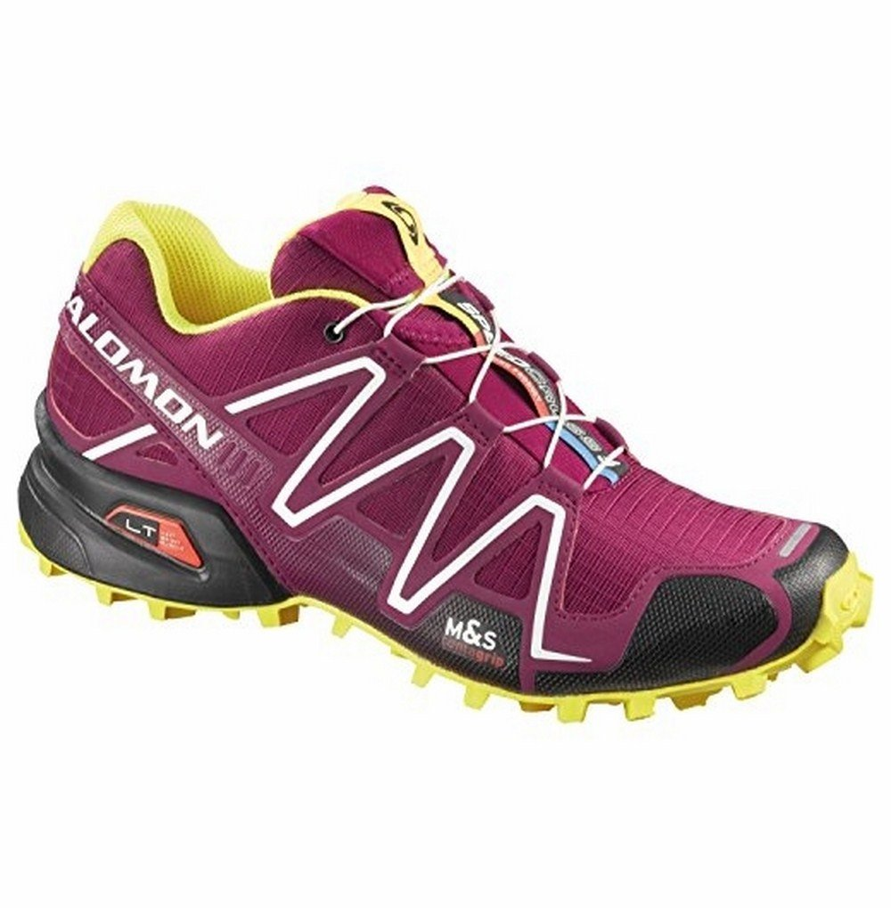 Salomon Women's SpeedCross 3 Trail Running Shoes кроссовки salomon кроссовки shoes speedcross vario gtx w deep peaco