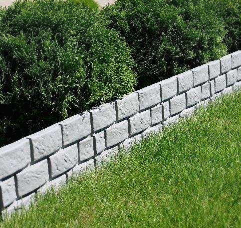 Beeteinfassung aus stein was - Garten beeteinfassung stein ...