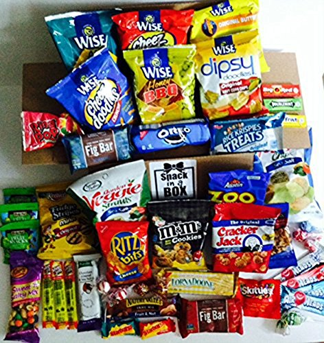 Best Snack Foods For College Students