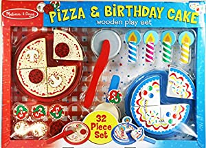 Melissa Doug Birthday Cake
