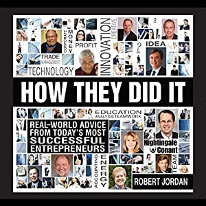 How They Did It Audiobook
