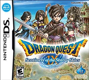 Dragon Quest IX: Sentinels of the Starry Skies (Nintendo DS) [import anglais]
