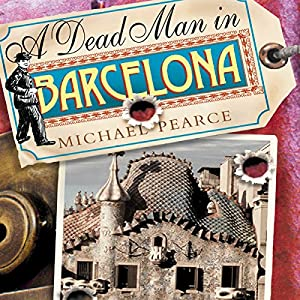 A Dead Man in Barcelona Audiobook