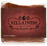 Villainess Ginger Snapped Body Soap, 3.5 Ounce