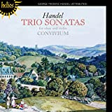 Trio Sonatas for Oboe & Violin