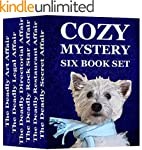 Cozy Mystery Six Book Set (Cozy Mystery)