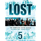 Lost: The Complete Fifth Seasonby Naveen Andrews