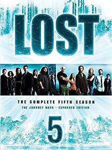 Lost: The Complete Fifth Season, The Journey Back (Expanded Edition) (Bilingual)